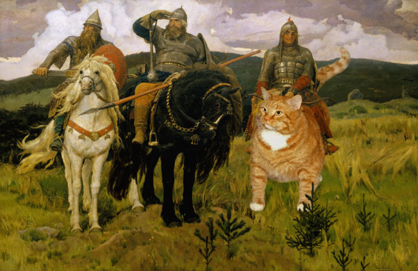 gordo gato Zarathustra (1)