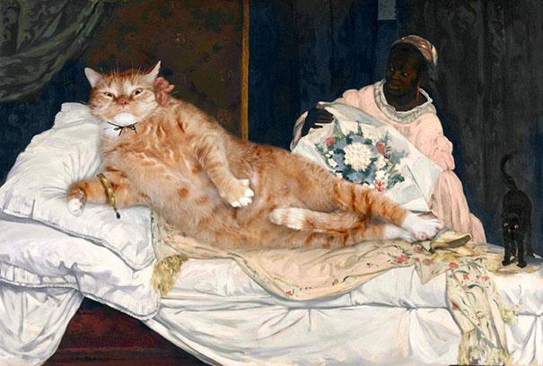 gordo gato Zarathustra (2)