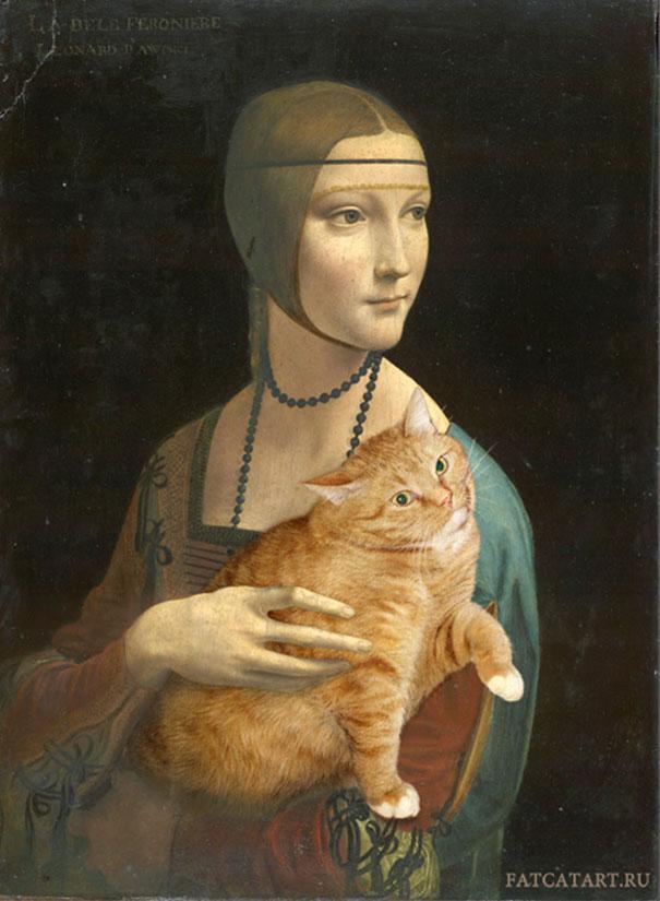 gordo gato Zarathustra (3)