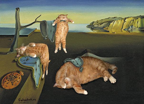 gordo gato Zarathustra (4)
