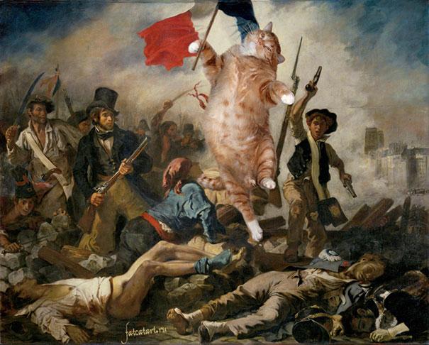 gordo gato Zarathustra (5)