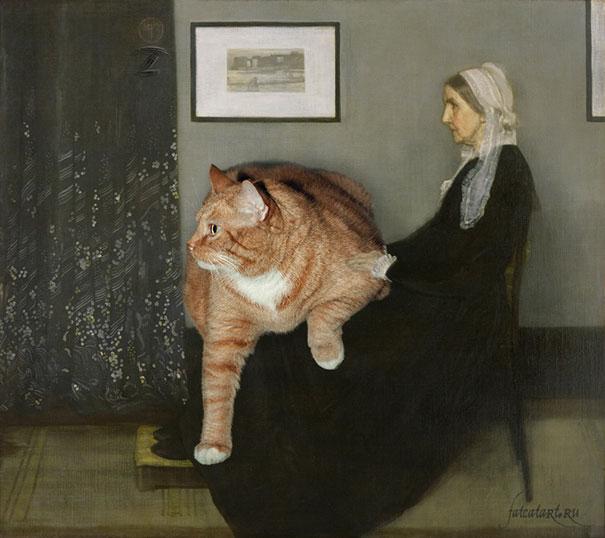 gordo gato Zarathustra (7)